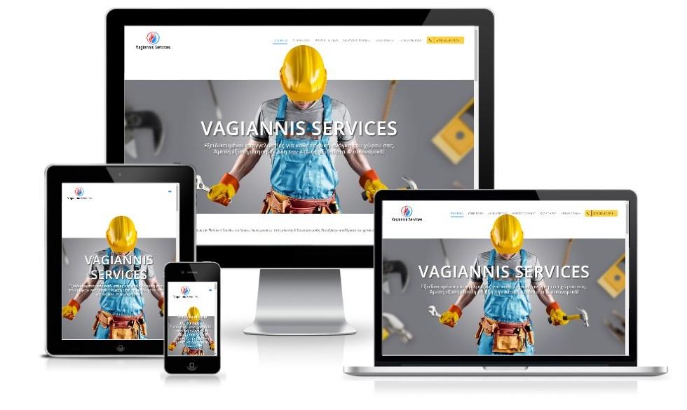 vagiannisservices project